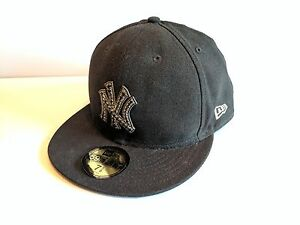 Image is loading NEW-ERA-GENUINE-59FIFTY-7-5-8-60- ff98d4f4ef52