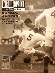 Qualifié Miroir Sprint N°759 - 1960 - Racing Angers - Raoul Remy - Six Jours De Lille Performance Fiable