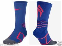 Nike Elite Vapor Socks Cushioned Baseball Size Fits Men's Shoe Size 8 9 10 11 12