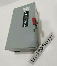 General Electric NP1578000P Heavy Duty Safety Switch T40046