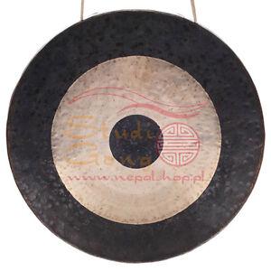 Gong-Chinagong-Tam-Tam-55-cm-Schlaegel-NEU-aus-Wuhan