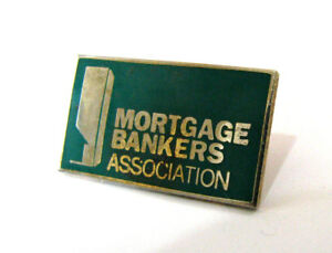 Details about ⫸ 328 Pin - Mortgage Bankers Association Pin