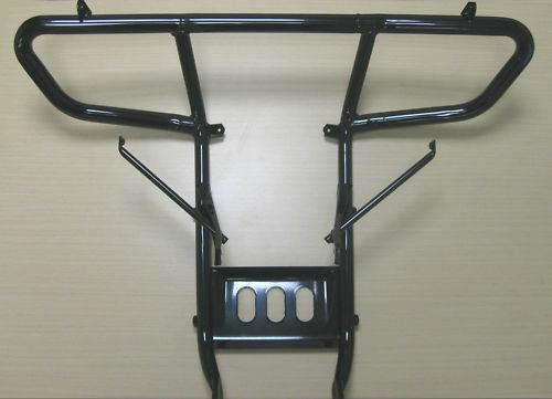 Black New 2007-2014 Honda TRX 500 TRX500 Rubicon ATV OE Front Bumper