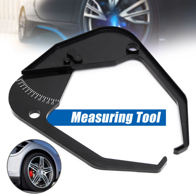 Plastic Vehicle Car Wheel Tire Balancer Rim Width Gauge Equiipment Caliper