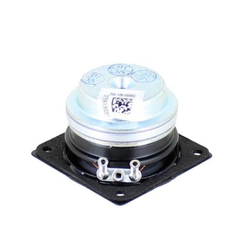 """NEW 1.5/"""" Woofer Speaker.Full Range Driver.4ohm.1-1//2/"""" Square Frame.Micro.10w."""
