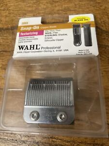 Wahl Professional Snap On Texture Clipper Blade #2093 For Sterling Eclipse