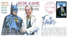 COVERSCAPE computer designed 100th anniversary birth of Batman creator Bob Kane