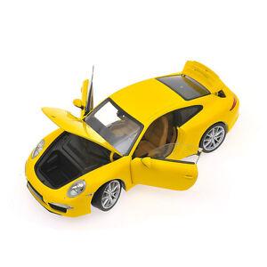 1/18 Minichamps Porsche 911 (991) Carrera S Limited 504 pièces 2011 Article: 100061021
