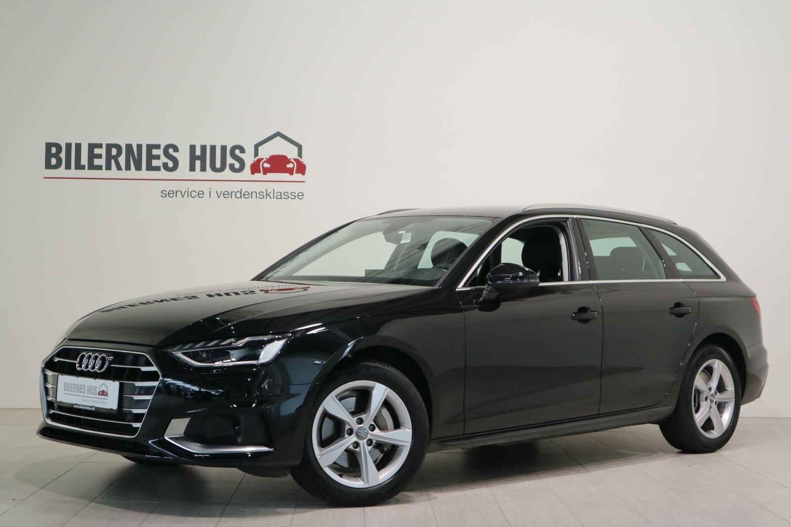 Audi A4 Billede 6