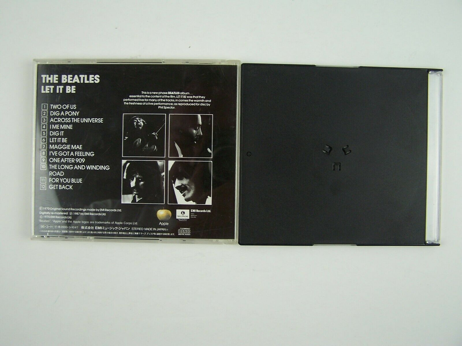 The Beatles 2xCD Lot #3