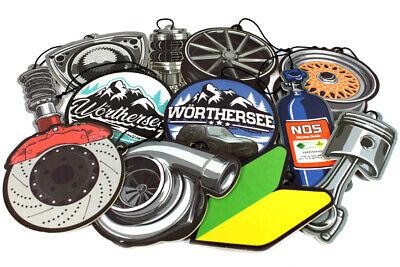 Neu - Turbo Air Freshener - Duftbaum Scents Dose Deep Hoon Tuning Jdm How Car Wir Nehmen Kunden Als Unsere GöTter