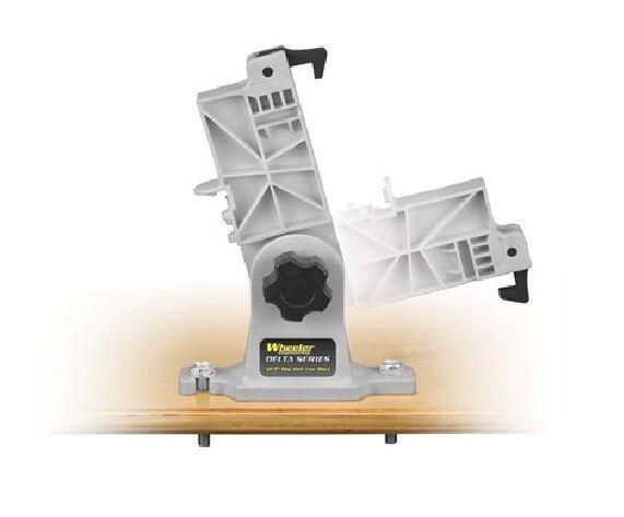 Wheeler 146200 Delta Series Lower Receiver Magazine Well Vise Block LR-308