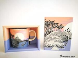 Moomin's Day Moomin Mug 24h Arabia Finland Tove Jansson Birthday NEW IN BOX!