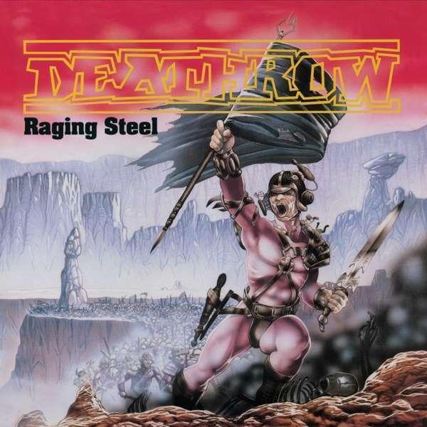Death Row - Raging Steel NEU LP