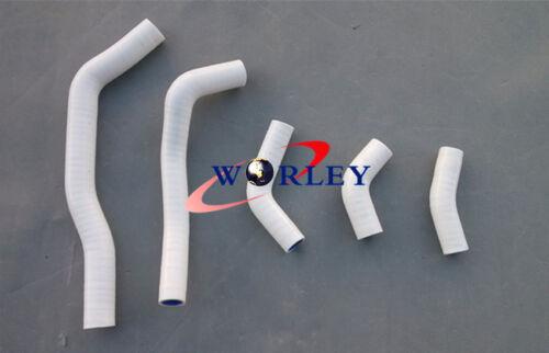 silicone radiator hose kit FOR HONDA CRF450 CRF450R 2006 2007 2008 06 07 08 red