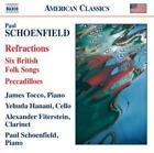 British Folk Songs/Peccadillös/Refractions von Various Artists (2010)