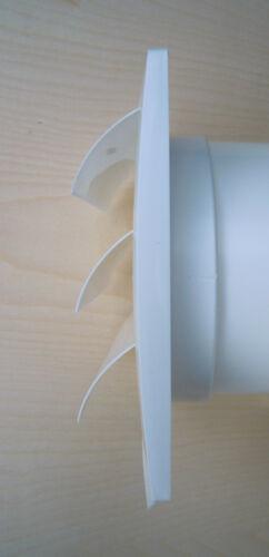 SPORTELLO ventilazione per tubo 150mm BOCCHETTE ARIA MURO VENTOLA lamelle griglia aria di scarico