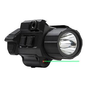 VISM-GEN3-Pistol-Flashlight-w-Strobe-amp-Green-Laser-w-Lifetime-Warranty-VAPFLSGV3