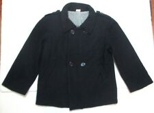 32a2af40daa0 Buy Egg by Susan Lazar Boys  Wool Peacoat Navy Size 3t online