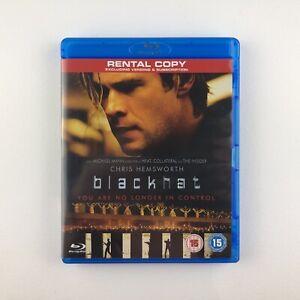 Blackhat (Blu-ray, 2015) r