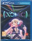 SUPERBEAT: XONIC JUEGO PS Vita Sony Playstation ~ NEW / SEALED