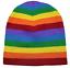 Set-of-Rainbow-Beanie-Hat-amp-Knitted-Stretch-Gloves-Warm-Wool-Gripper-Boys-Girls thumbnail 2