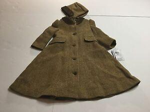 Ralph Lauren Toddler S Amp Little Girl S Tweed Princess Coat