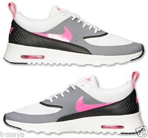 timeless design 921be c85ef Image is loading NIKE-AIR-MAX-THEA-WOMEN-039-s-LEATHER-