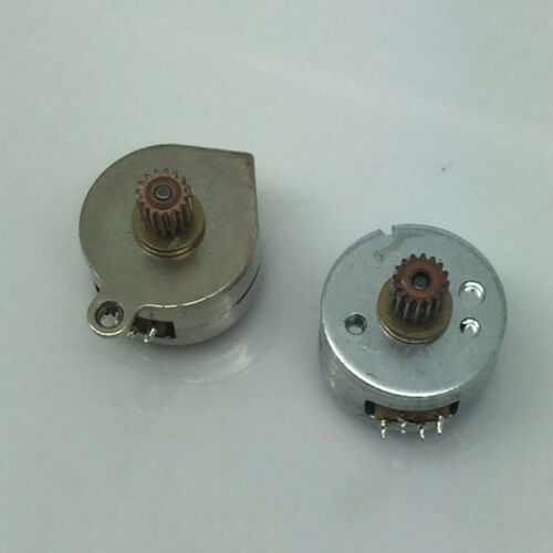 15BY25 micro 15 mm 2-Phase 4-wire photorépéteur moteur Mini moteur pas à pas cuivre Gear
