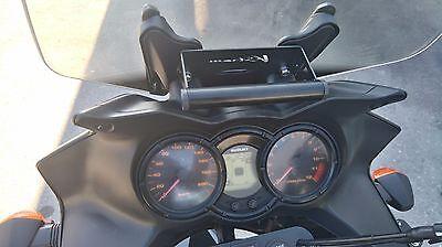 LEXIANG per Suzuki DL650 DL1000 V-Strom 2014-2020 Moto CNC Alluminio 22mm Manubrio Navigazione GPS Supporto Adattatore per Staffa per Telefono Cellulare