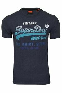 Superdry-T-shirt-homme-034-Fade-T-shirt-BOUTIQUE-TEE-034