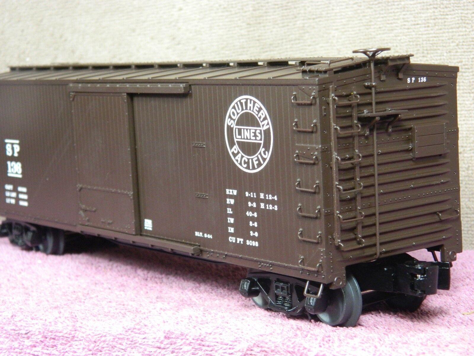 LIONEL SCALE  6-27982 SOUTHERN PACIFIC PACIFIC PACIFIC USRA doppio SHEATH 40FT scatola auto NIB b36a72