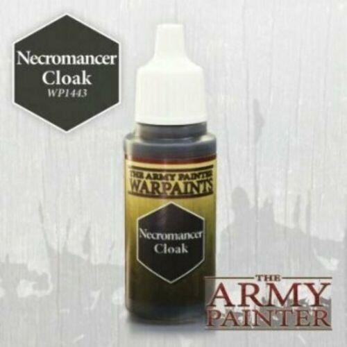 Army Painter Warpaints Acrylfarbe Necromancer Cloak