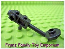 LEGO Minifig Black Space Metal Detector City Police Miner Army Soldier Tool Part