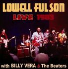 Live, June 17, 1983 At My Place * by Lowell Fulson (CD, Nov-2013, Rockbeat Records)
