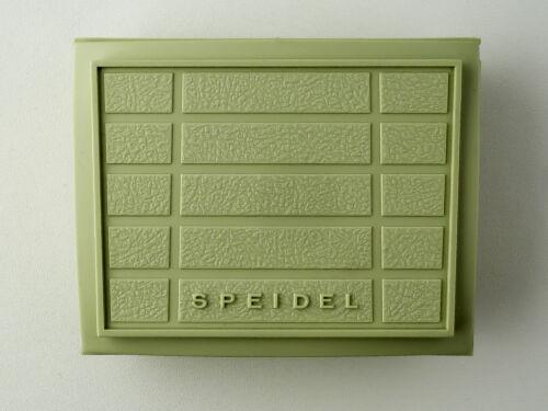 2487 MEN/'S SILVER-TONE ID BRACELET NOS in ORIGINAL CASE SPEIDEL