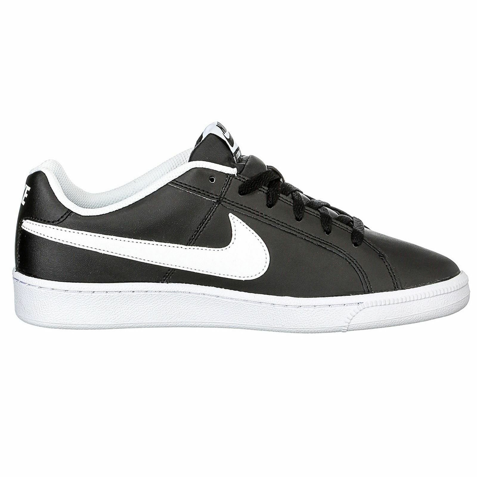 Nike Court Royal Black White Mens Trainers