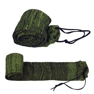 Tourbon-Silicone-Treated-53-034-Shotgun-Rifle-Sock-Gun-Sleeve-Hunting-Green-Cover