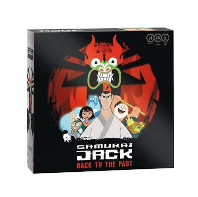 Samurai Jack Back To The Past Family Fun Game Night Card Board Games