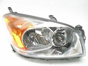 2009-2012 Toyota RAV4 Sport Driver Left Side Headlight Lamp Assembly