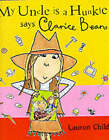 My Uncle is a Hunkle Says Clarice Bean by Lauren Child (Hardback, 2000)