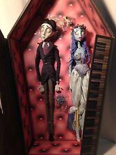 Jun Planning Tim Burton Corpse Bride Piano Box Victor Emily Dolls PX Exclusive
