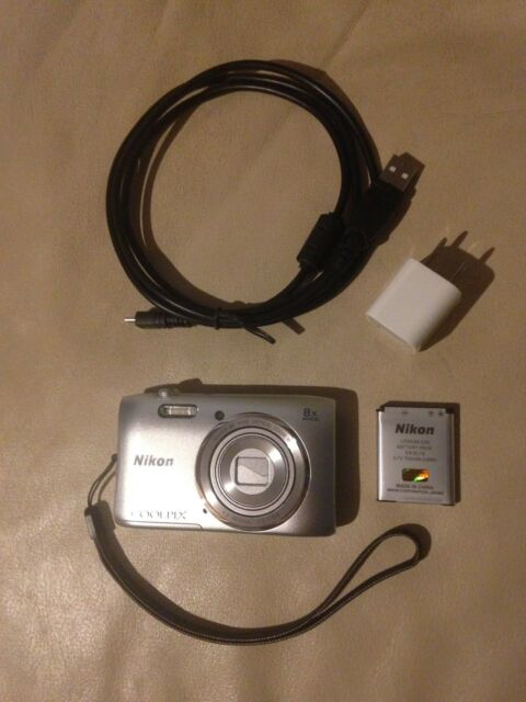 Nikon COOLPIX S3600 Camera Windows 8