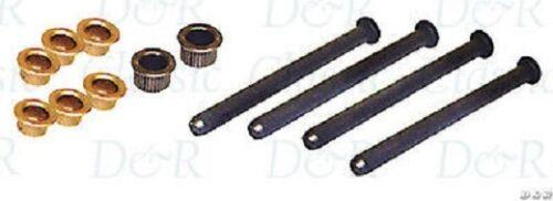 70-81 Camaro Firebird Door Hinge Pin /& Bushing Repair Kit Trans Am SS Z28