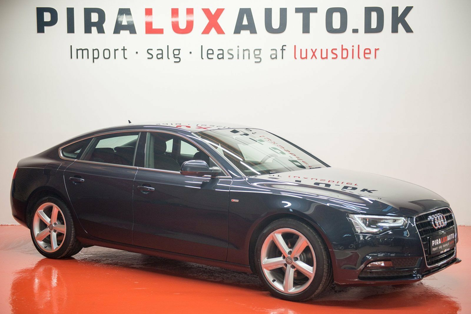 Audi A5 2,0 TDi 177 S-line SB Multitr. 5d - 249.900 kr.