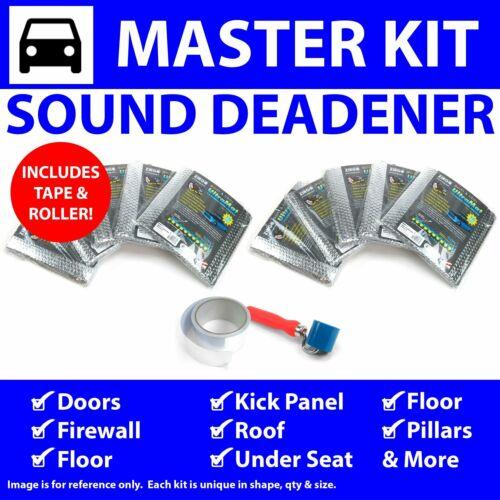 Roller 39741Cm2 hot Tape Heat /& Sound Deadener Ford Van 1961-67 Master Kit
