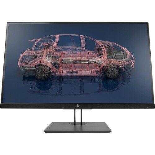 HP Z27n 27  Business Monitor Black - 2560 x 1440 QHD Display - 60Hz refresh rate