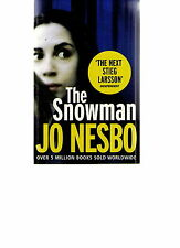 JO NESBO : THE SNOWMAN / VINTAGE 2010 / FINE.