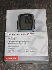 NEW TREK Incite Alpine DW Wireless 19-Function Cycling Computer nos