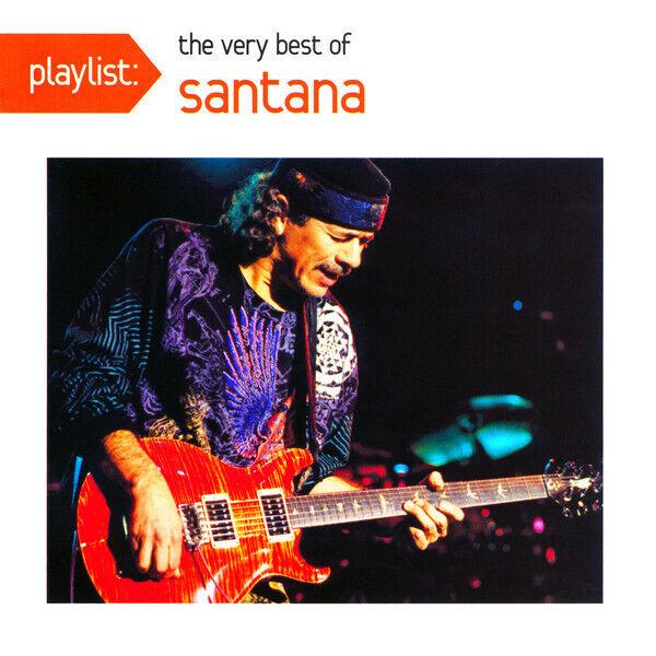 Santana - Playlist: Muy Best Of Santana CD #1970783